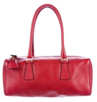 pradaPrada Saffiano Sport Handle Bag