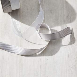 The White Company Grosgrain & Organza Ribbon Set of 2 -5m
