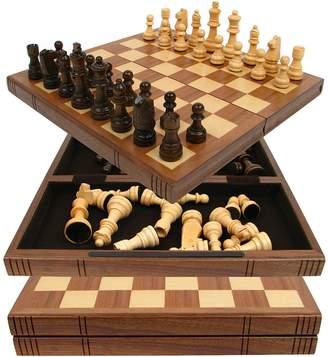Kohl's Wooden Chess Set