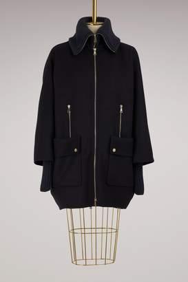 Moncler Acanthus wool jacket