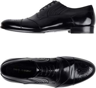 Dolce & Gabbana Lace-up shoes - Item 11367985WP