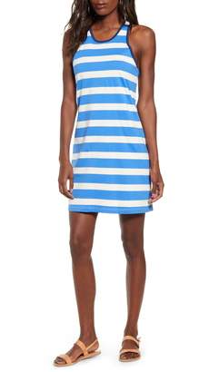 Splendid Sailboat Stripe Racerback Dress