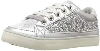 Hanna Andersson Girls' Else Glitter Sneaker