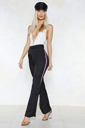 Nasty Gal Wake Up Tear-Away Pants