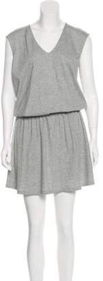 Organic by John Patrick Sleeveless Midi Dress