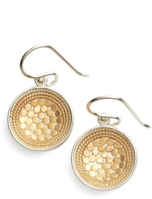 Women's Anna Beck Dish Drop Earrings $175 thestylecure.com