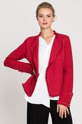 Nic+Zoe Nic + Zoe Fringe Mix Jacket