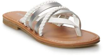 8b8ce635c229 Sonoma Goods For Life SONOMA Goods for Life Angeline Women s Sandals