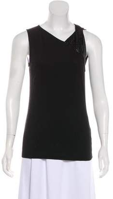 Gucci Paneled Sleeveless Top