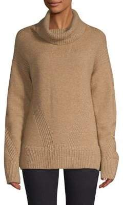 Piazza Sempione Ribbed Turtleneck Sweater