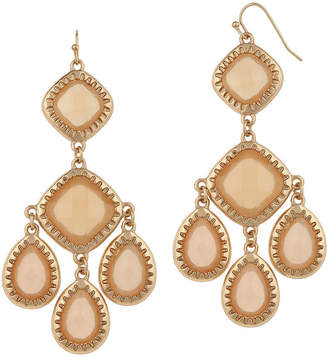 MIXIT Mixit Champagne Drop Earrings