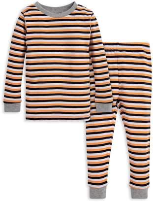 Burt's Bees Tri Color Stripe Organic Baby Halloween Pajamas