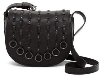 Liebeskind Berlin Denver Leather Saddle Bag