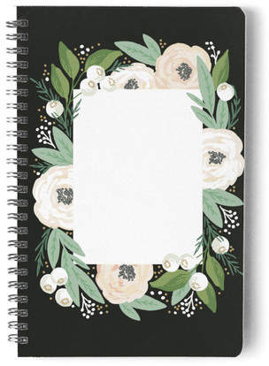 Blooming Bouquet Box Self-Launch Notebook