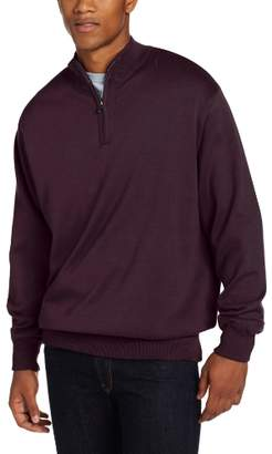 Cutter & Buck Men's Sandpoint Half Zip Golf Wind Sweater