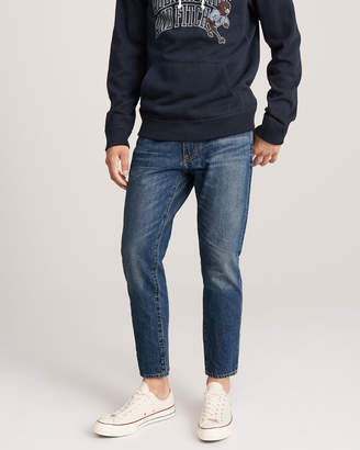 Abercrombie & Fitch Skinny Cropped Jeans