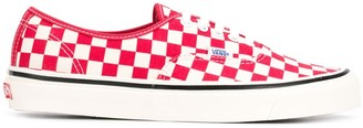 Vans checked Authentic 44 DX sneakers