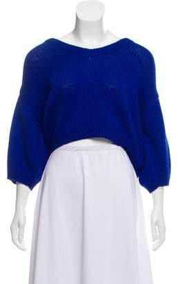 3.1 Phillip Lim V-Neck Medium-Weight Sweater