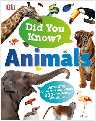 Penguin Random House Did You Know Animals By Dk