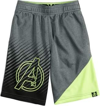 Boys 4-10 Marvel Hero Elite Series Avengers Infinity Wars Collection for Kohl's Active Shorts