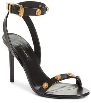Versace Tribute Medusa Ankle Strap Sandal