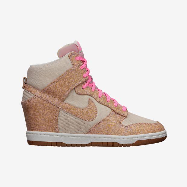 Nike Dunk Sky Hi Vintage Women's Shoe