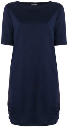Moncler short-sleeve sweater dress