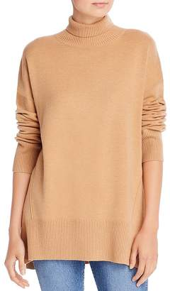 French Connection Baby Soft Oversized Turtleneck Sweater