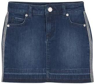 Mint Velvet Blue Denim Mini Skirt