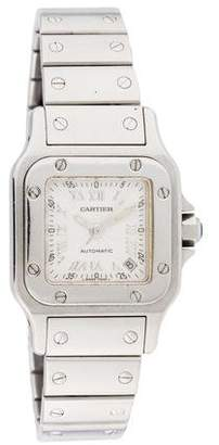 Cartier Santos Galbée Watch