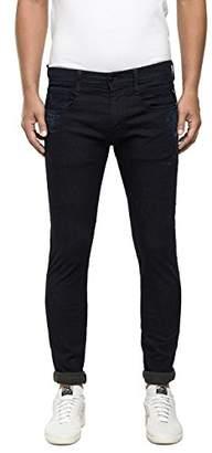Replay Hyperfree Men's M914 .000.49B A03 Jeans, Blue-Blau (Dark Blue 007), 34W/34L