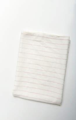 MUMU Allison Sarong ~ Red White and Ticking Stripe