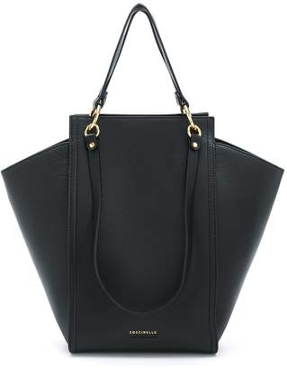 Coccinelle Madelaine leather tote