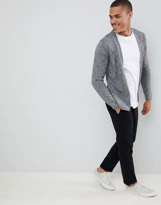 Jack and Jones Originals Open Drape Cardigan