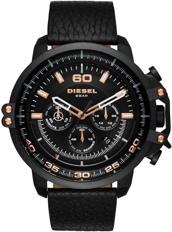 DieselDiesel Men's Deadeye Three-Hand Quartz Watch