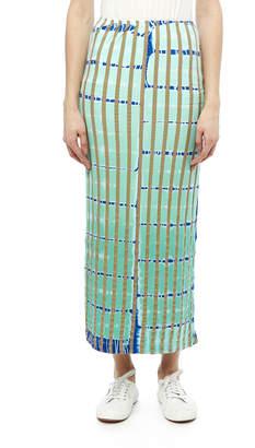 Hard Tail Hardtail Tunnel Maxi Skirt