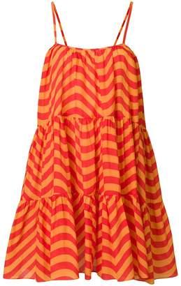 House of Holland short hypnotic dress