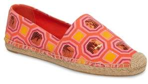 Tory Burch Cecily Sequin Embellished Espadrille