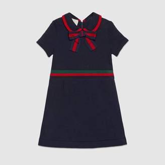 Gucci (グッチ) - 〔チルドレンズ〕ボウ コットン ドレス