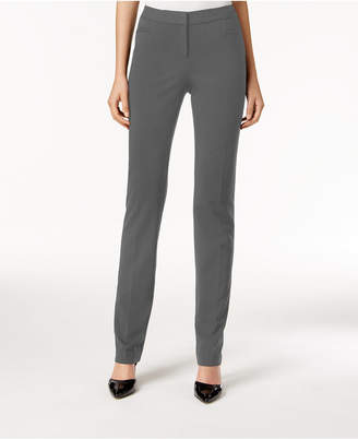 Alfani Petite Modern Straight-Leg Pants