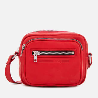 McQ Women's Cross Body Bag - Riot Red