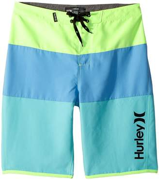 Hurley Triple Threat Boardshorts Boy's Swimwear