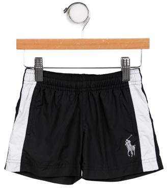 Polo Ralph Lauren Boys' Printed Swim Trunks