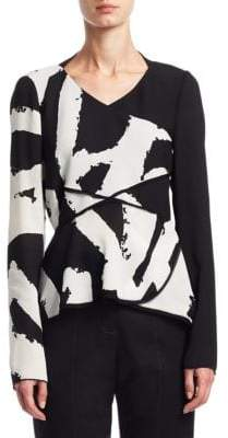 Proenza Schouler Pleated Bandage Top