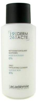 Academie NEW Derm Acte Daily Exfoliating Cleanser - Glycolic Acid 6% 250ml
