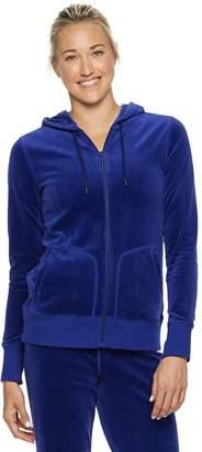 Tek Gear Women's Velour Jacket