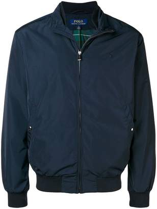 Polo Ralph Lauren mock collar jacket