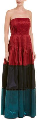 Sachin + Babi Noir Silk Gown