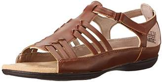 SoftStyle Soft Style by Hush Puppies Women's Eaby Dress Sandal