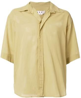 Marni short-sleeve shirt